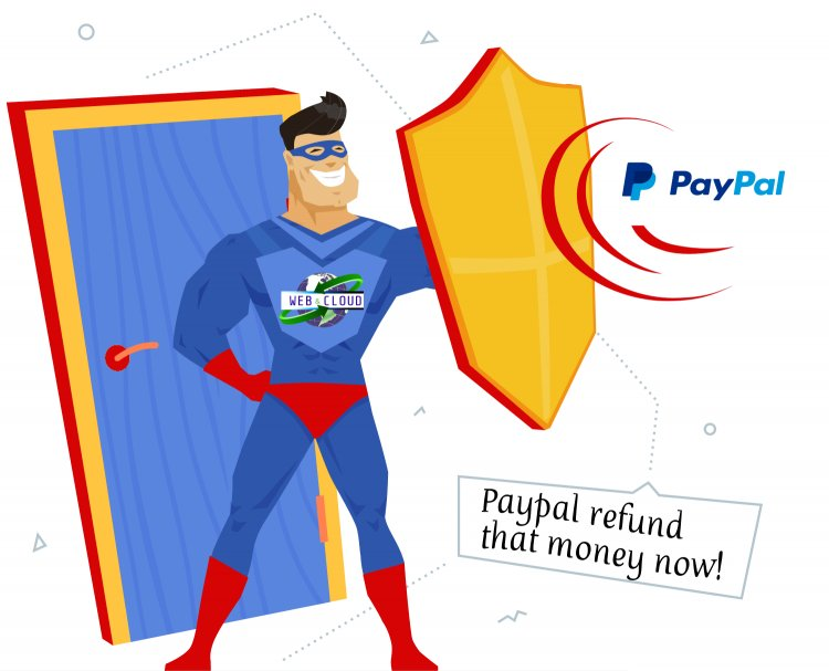 Paypal, stop your unlawful activities and refund the $198 now